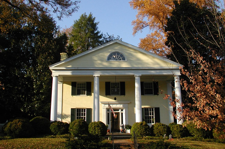 Greek Revival Homes Ideas - House Plans | 30412